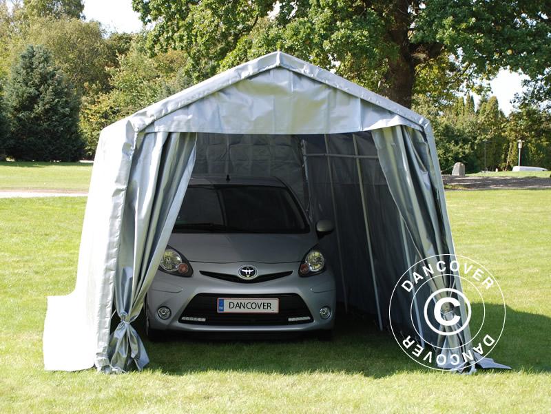 Garagetält – den flexibla lösningen