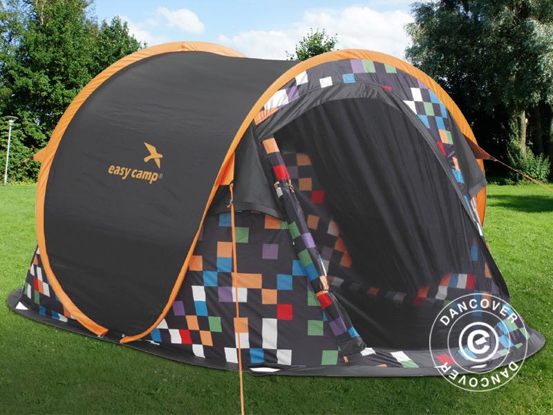 Campingtält till semestern i sommar