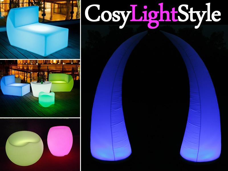 LED-belysning för professionella