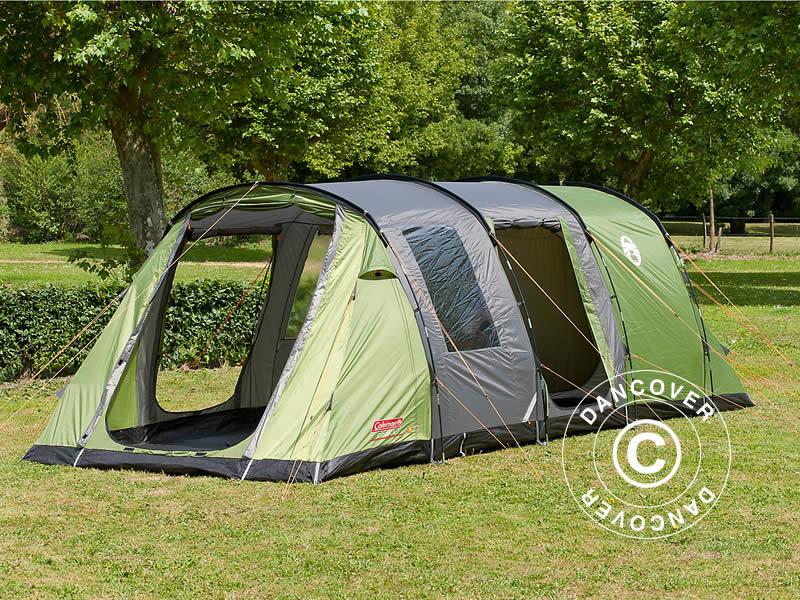 Campingtält för många olika ändamål ...