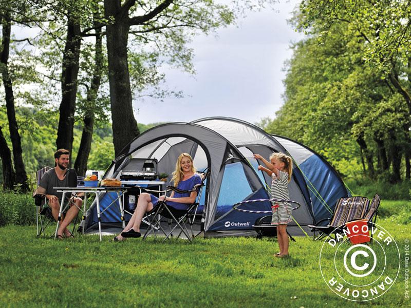 Campingtält från Dancover – ditt hem borta från hemmet