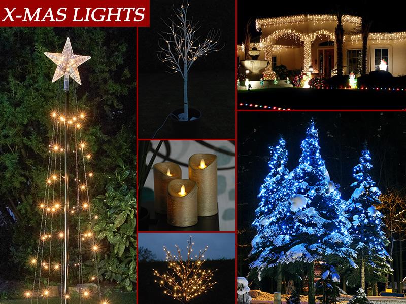 Julbelysning för den perfekta julstämningen