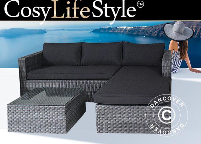 Elegant lounge set till det lägsta priset någonsin!