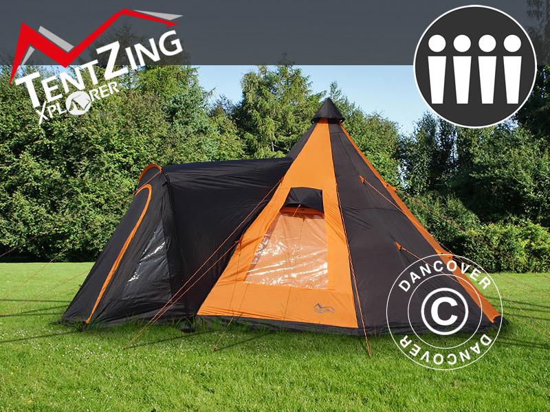 Campingtält från Dancover – Funktionellt och prisvärt